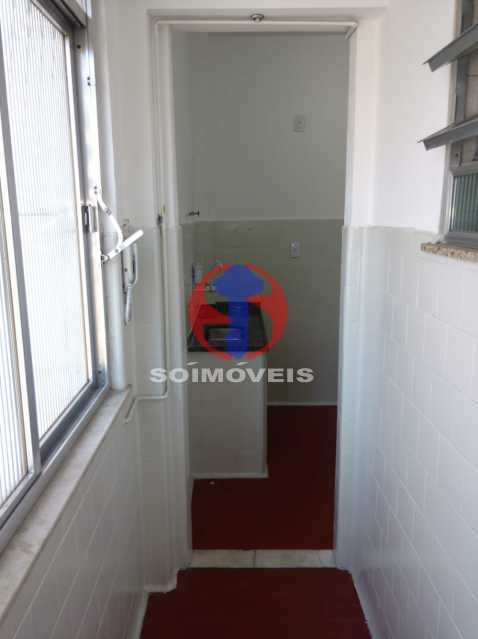 WhatsApp Image 2021-08-06 at 1 - Apartamento 1 quarto à venda Vila Isabel, Rio de Janeiro - R$ 250.000 - TJAP10363 - 17
