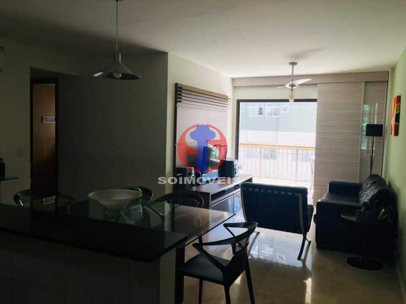 SALA  - Apartamento 3 quartos à venda Tijuca, Rio de Janeiro - R$ 1.298.000 - TJAP30785 - 1