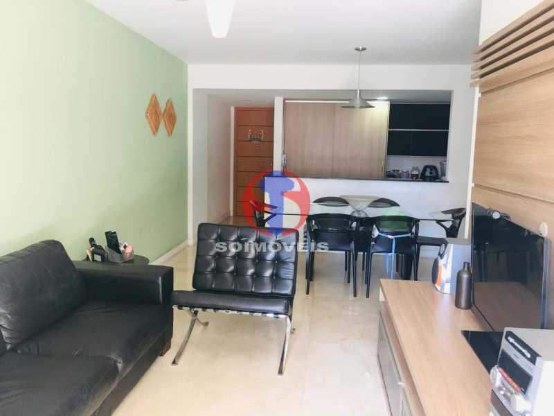 SALA  - Apartamento 3 quartos à venda Tijuca, Rio de Janeiro - R$ 1.298.000 - TJAP30785 - 3