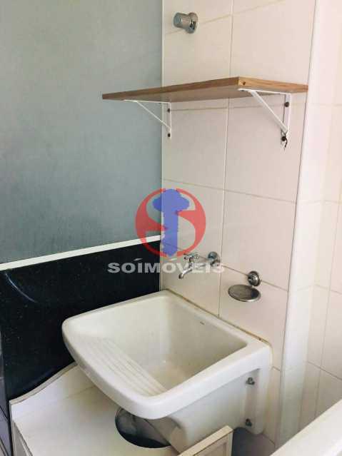 ÁREA DE SERVIÇO - Apartamento 3 quartos à venda Tijuca, Rio de Janeiro - R$ 1.298.000 - TJAP30785 - 10