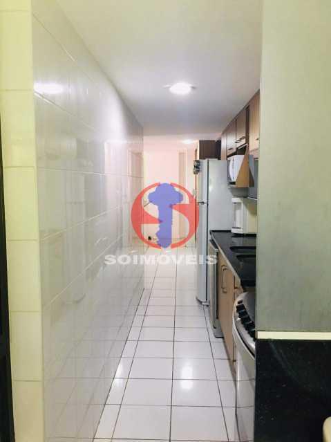 COZINHA - Apartamento 3 quartos à venda Tijuca, Rio de Janeiro - R$ 1.298.000 - TJAP30785 - 9