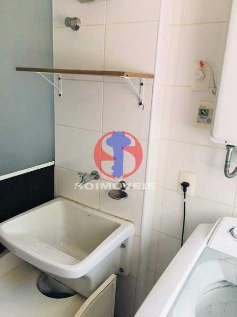 ÁREA DE SERVIÇO - Apartamento 3 quartos à venda Tijuca, Rio de Janeiro - R$ 1.298.000 - TJAP30785 - 11