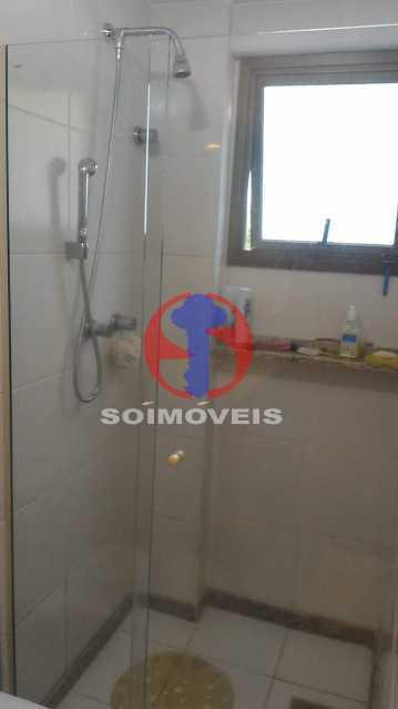 BANHEIRO SUÍTE 1 - Apartamento 3 quartos à venda Tijuca, Rio de Janeiro - R$ 1.298.000 - TJAP30785 - 17
