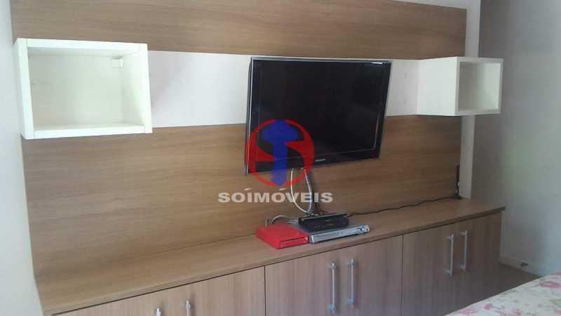 SUITE 1 - Apartamento 3 quartos à venda Tijuca, Rio de Janeiro - R$ 1.298.000 - TJAP30785 - 15