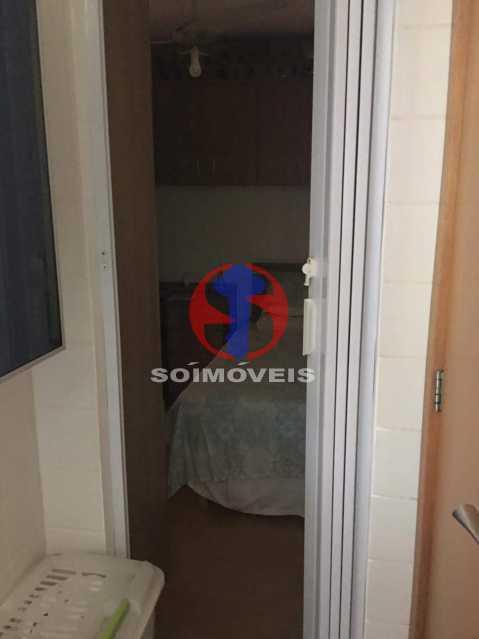 DEPENDENCIA - Apartamento 3 quartos à venda Tijuca, Rio de Janeiro - R$ 1.298.000 - TJAP30785 - 29