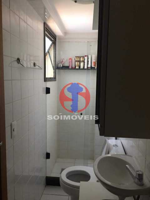 BANHEIRO SOCIAL - Apartamento 3 quartos à venda Tijuca, Rio de Janeiro - R$ 1.298.000 - TJAP30785 - 23
