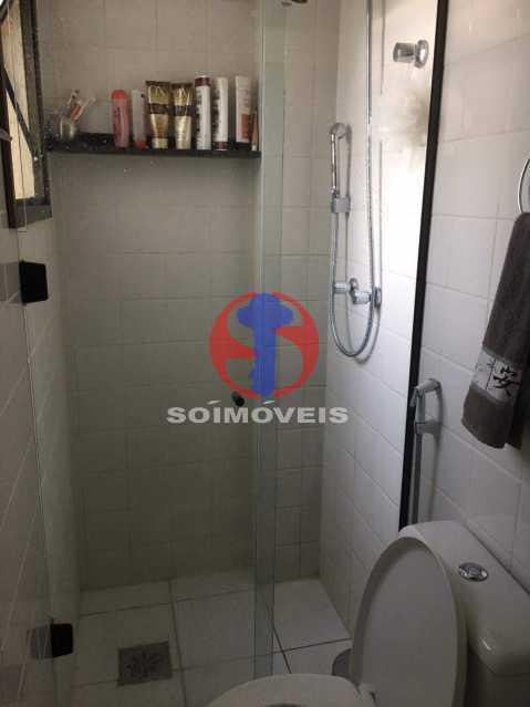 BANHEIRO SOCIAL - Apartamento 3 quartos à venda Tijuca, Rio de Janeiro - R$ 1.298.000 - TJAP30785 - 24