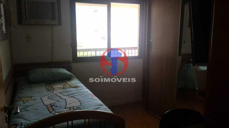QUARTO - Apartamento 3 quartos à venda Tijuca, Rio de Janeiro - R$ 1.298.000 - TJAP30785 - 26