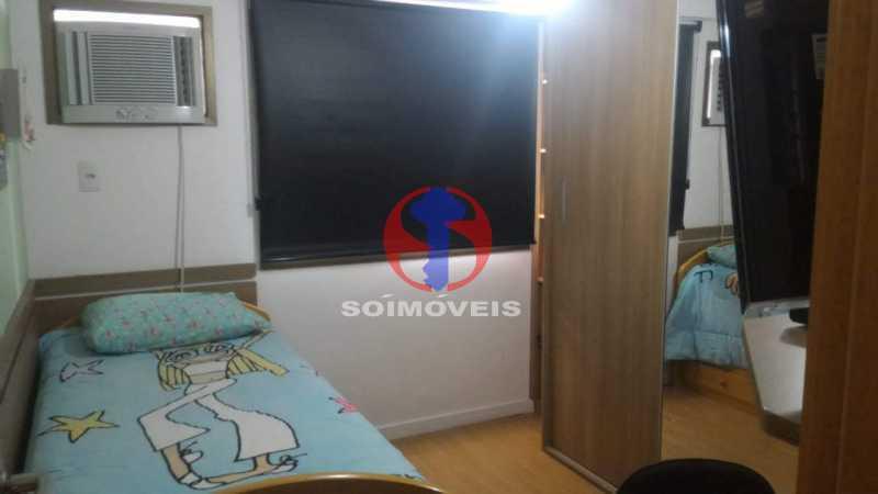 QUARTO - Apartamento 3 quartos à venda Tijuca, Rio de Janeiro - R$ 1.298.000 - TJAP30785 - 27