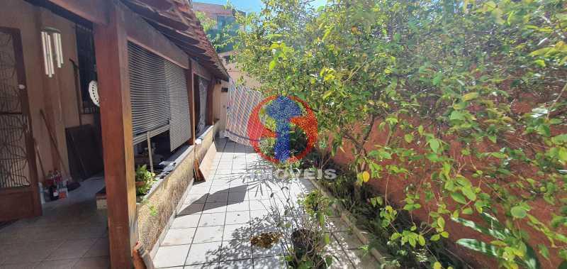 ÁREA EXTERNA - Casa de Vila 4 quartos à venda Engenho Novo, Rio de Janeiro - R$ 489.000 - TJCV40026 - 20