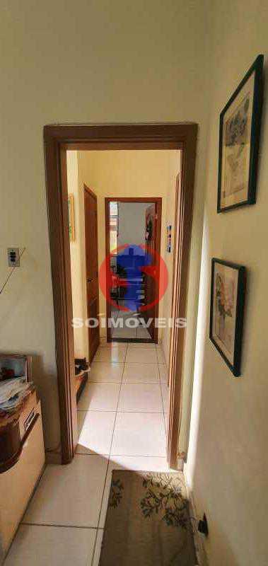 CORREDOR - Casa de Vila 4 quartos à venda Engenho Novo, Rio de Janeiro - R$ 489.000 - TJCV40026 - 7
