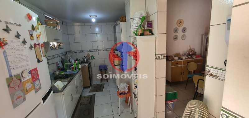 COZINHA E COPA COZINHA - Casa de Vila 4 quartos à venda Engenho Novo, Rio de Janeiro - R$ 489.000 - TJCV40026 - 13