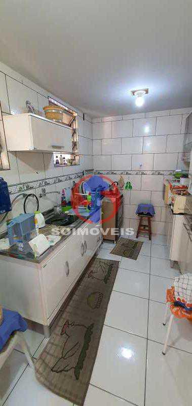 COZINHA - Casa de Vila 4 quartos à venda Engenho Novo, Rio de Janeiro - R$ 489.000 - TJCV40026 - 14