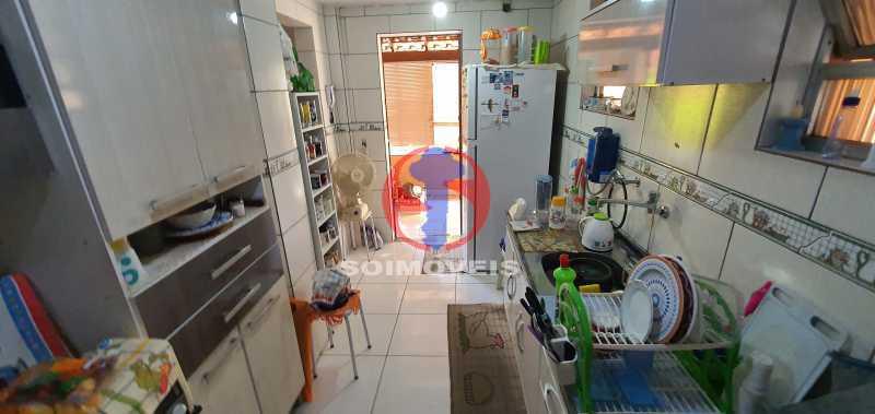 COZINHA - Casa de Vila 4 quartos à venda Engenho Novo, Rio de Janeiro - R$ 489.000 - TJCV40026 - 15