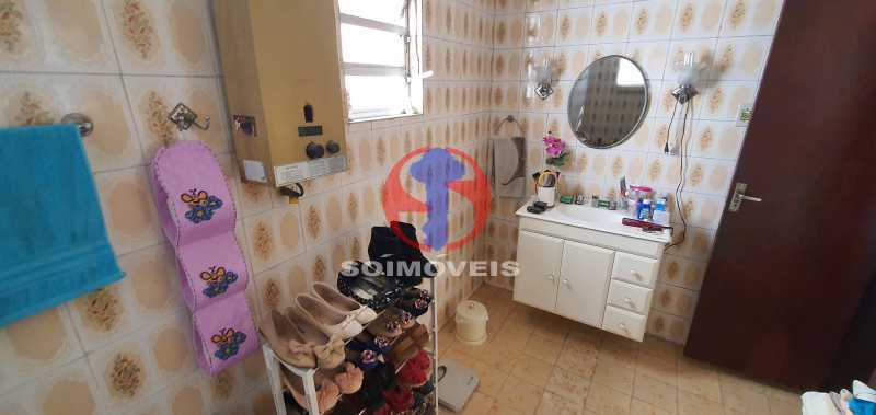 BANHEIRO 2 ANDAR - Casa de Vila 4 quartos à venda Engenho Novo, Rio de Janeiro - R$ 489.000 - TJCV40026 - 30