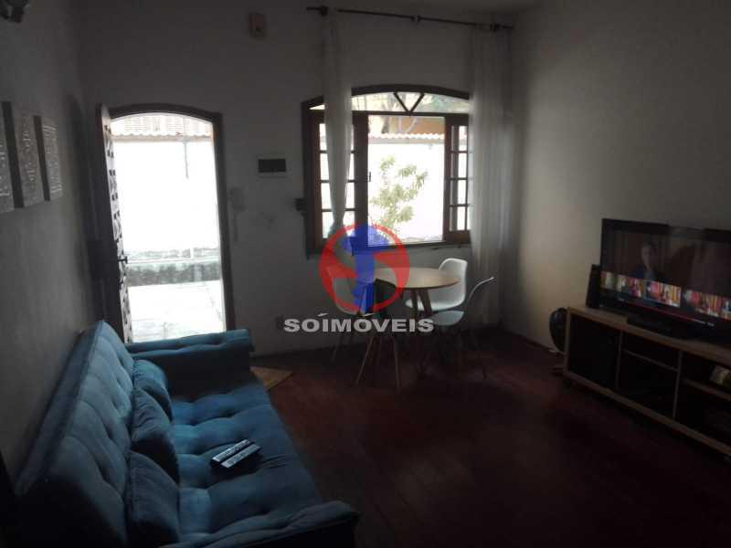 Sala - Casa de Vila 1 quarto à venda Vila Isabel, Rio de Janeiro - R$ 350.000 - TJCV10019 - 5