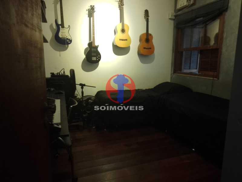 Quarto - Casa de Vila 1 quarto à venda Vila Isabel, Rio de Janeiro - R$ 350.000 - TJCV10019 - 7