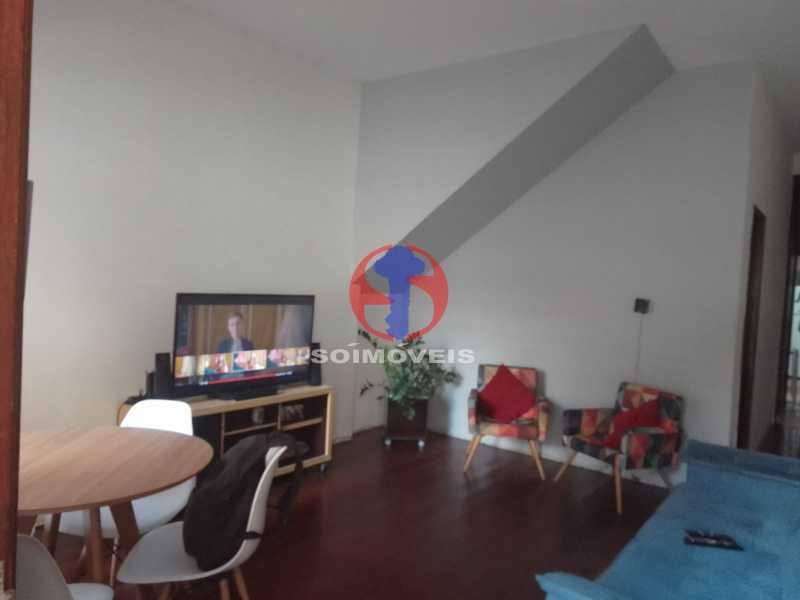 Sala - Casa de Vila 1 quarto à venda Vila Isabel, Rio de Janeiro - R$ 350.000 - TJCV10019 - 3