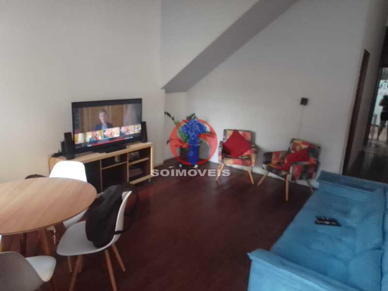 Sala - Casa de Vila 1 quarto à venda Vila Isabel, Rio de Janeiro - R$ 350.000 - TJCV10019 - 4