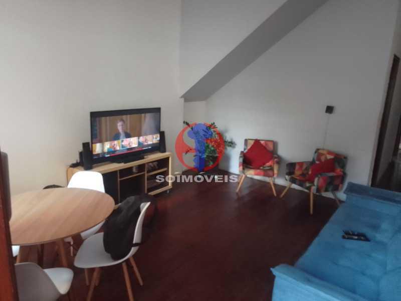 Sala - Casa de Vila 1 quarto à venda Vila Isabel, Rio de Janeiro - R$ 350.000 - TJCV10019 - 1