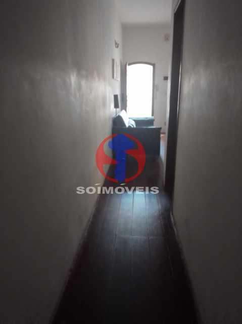 Corredor - Casa de Vila 1 quarto à venda Vila Isabel, Rio de Janeiro - R$ 350.000 - TJCV10019 - 9