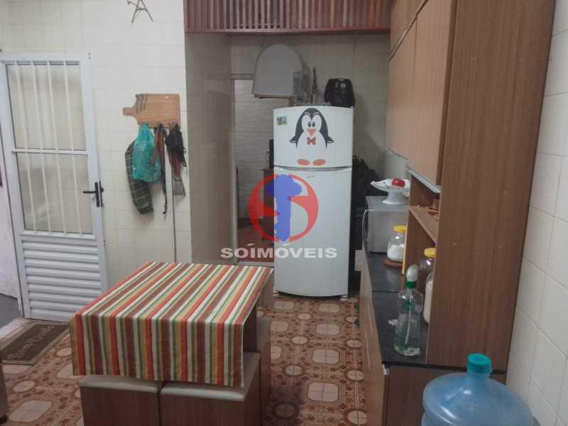 Cozinha - Casa de Vila 1 quarto à venda Vila Isabel, Rio de Janeiro - R$ 350.000 - TJCV10019 - 13