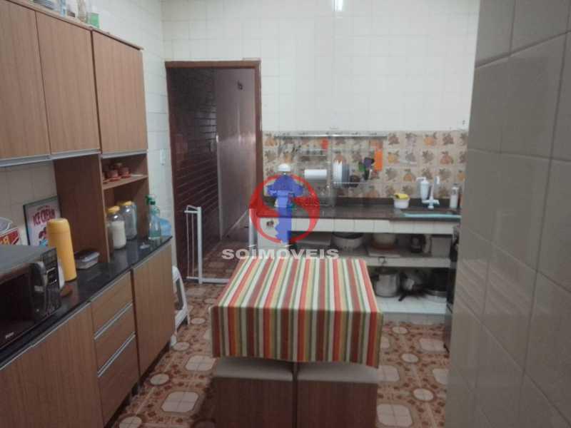 Cozinha - Casa de Vila 1 quarto à venda Vila Isabel, Rio de Janeiro - R$ 350.000 - TJCV10019 - 14