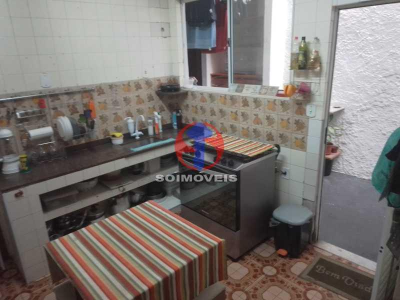 Cozinha - Casa de Vila 1 quarto à venda Vila Isabel, Rio de Janeiro - R$ 350.000 - TJCV10019 - 16