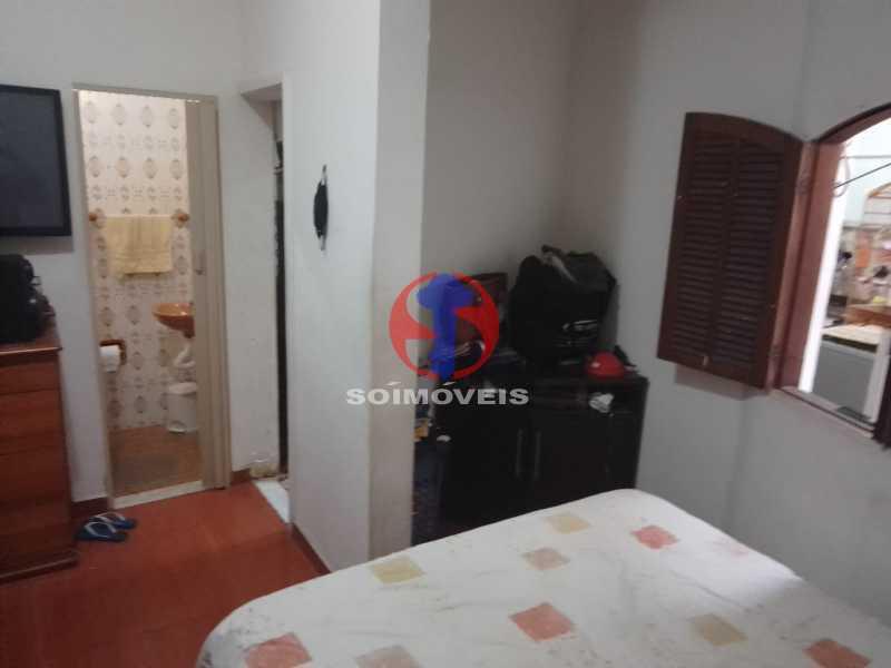 Dependencia - Casa de Vila 1 quarto à venda Vila Isabel, Rio de Janeiro - R$ 350.000 - TJCV10019 - 19