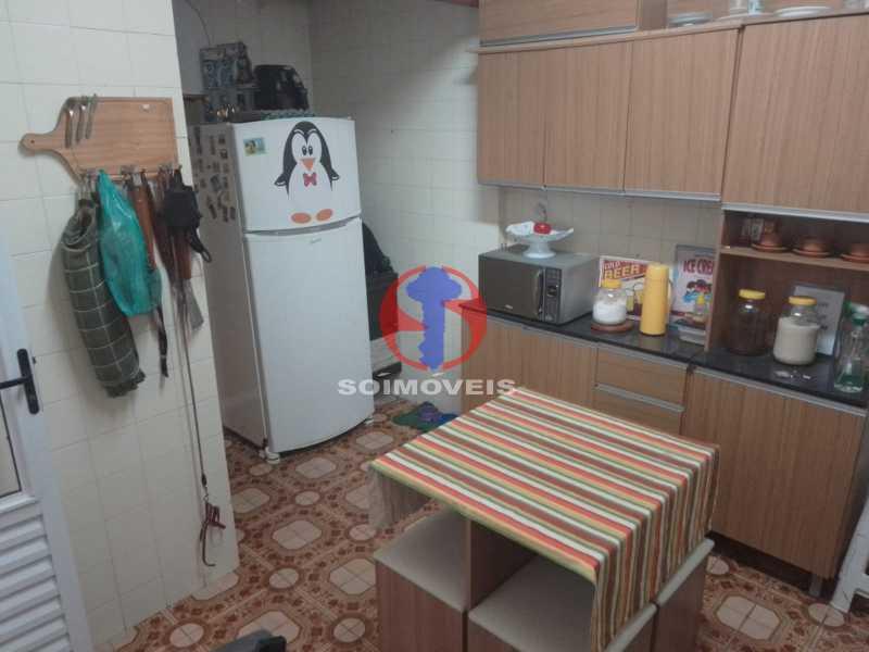 Cozinha - Casa de Vila 1 quarto à venda Vila Isabel, Rio de Janeiro - R$ 350.000 - TJCV10019 - 15