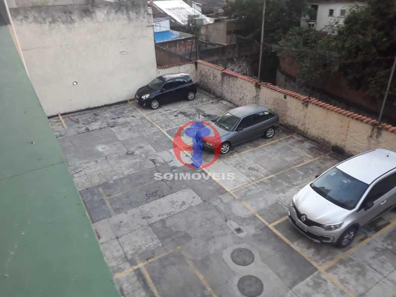 Vaga na Escritura - Apartamento 2 quartos à venda Engenho de Dentro, Rio de Janeiro - R$ 320.000 - TJAP21617 - 24