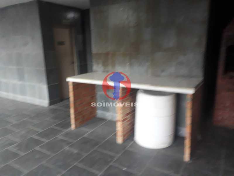 Salão de festa - Apartamento 2 quartos à venda Engenho de Dentro, Rio de Janeiro - R$ 320.000 - TJAP21617 - 23
