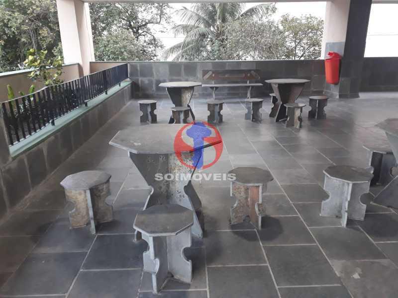 Salão de festa - Apartamento 2 quartos à venda Engenho de Dentro, Rio de Janeiro - R$ 320.000 - TJAP21617 - 22