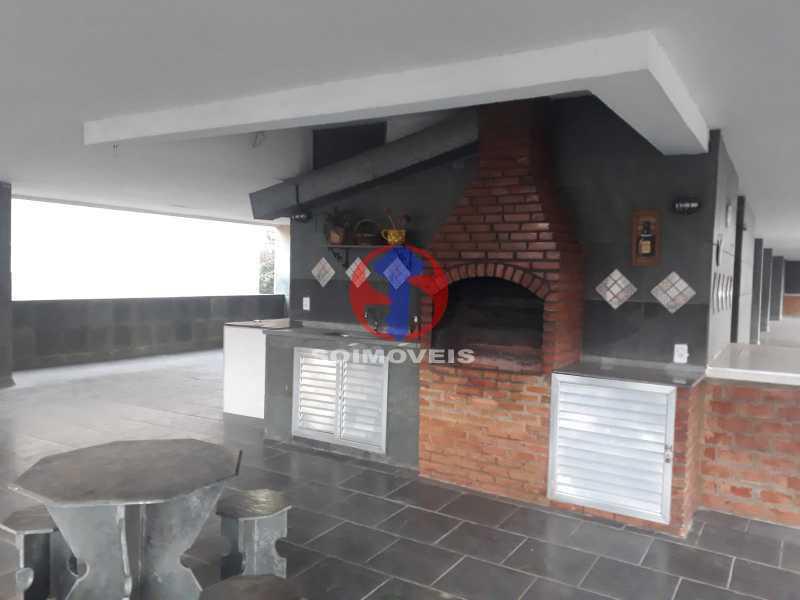Salão de festa - Apartamento 2 quartos à venda Engenho de Dentro, Rio de Janeiro - R$ 320.000 - TJAP21617 - 20