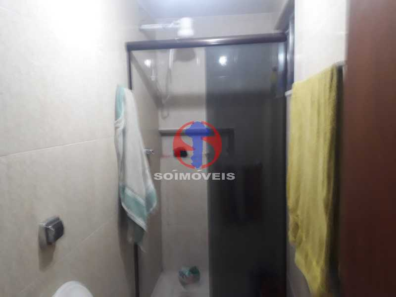 Banheiro Social - Apartamento 2 quartos à venda Engenho de Dentro, Rio de Janeiro - R$ 320.000 - TJAP21617 - 13