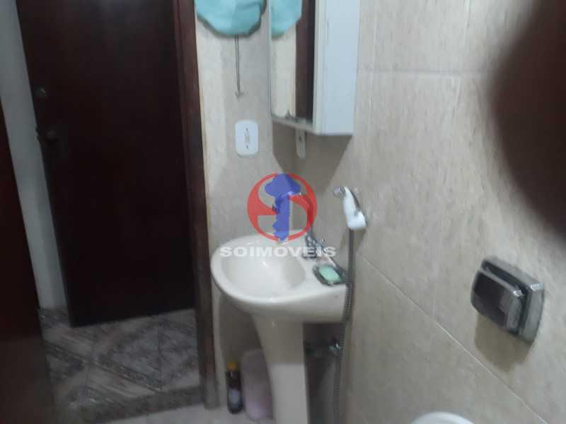 Banheiro Social - Apartamento 2 quartos à venda Engenho de Dentro, Rio de Janeiro - R$ 320.000 - TJAP21617 - 12