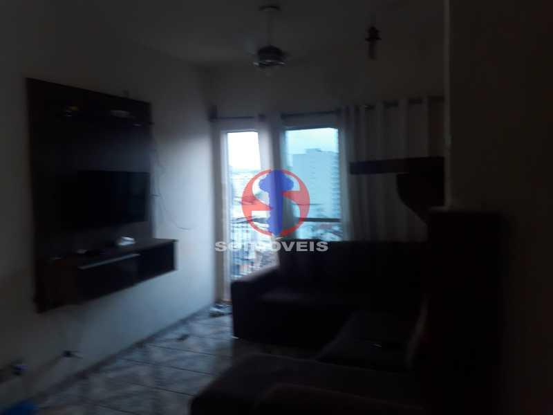 Sala - Apartamento 2 quartos à venda Engenho de Dentro, Rio de Janeiro - R$ 320.000 - TJAP21617 - 5