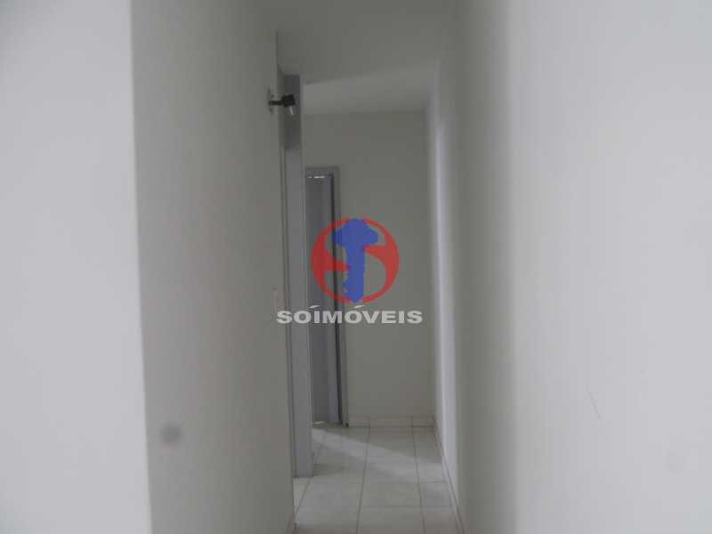 Circulação - Apartamento 2 quartos à venda Praça Seca, Rio de Janeiro - R$ 150.000 - TJAP21620 - 9