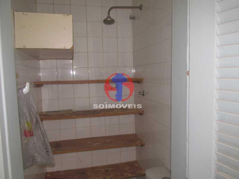 Banheiro de Serviço - Apartamento 2 quartos à venda Praça Seca, Rio de Janeiro - R$ 150.000 - TJAP21620 - 10