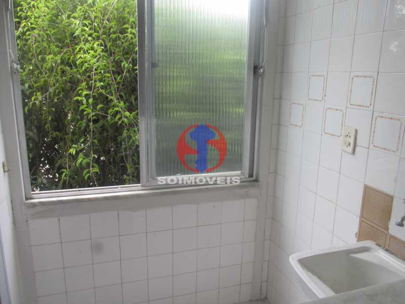 Área de serviço - Apartamento 2 quartos à venda Praça Seca, Rio de Janeiro - R$ 150.000 - TJAP21620 - 16