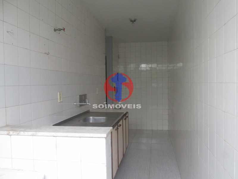 Cozinha - Apartamento 2 quartos à venda Praça Seca, Rio de Janeiro - R$ 150.000 - TJAP21620 - 15