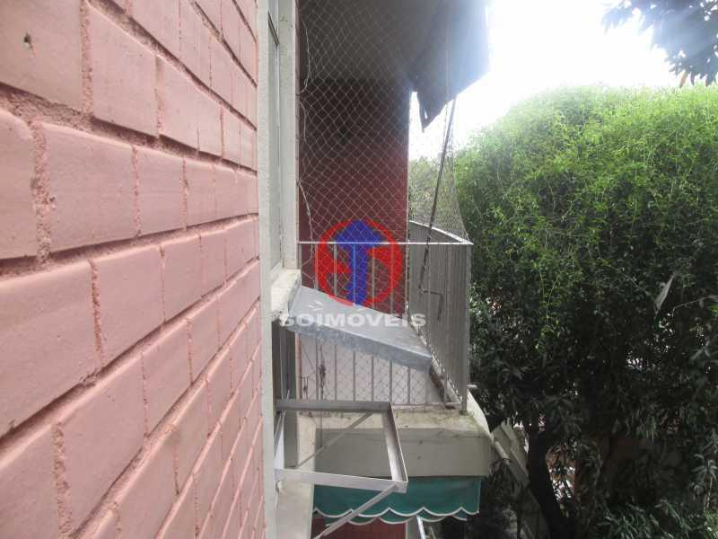 Sacada - Apartamento 2 quartos à venda Praça Seca, Rio de Janeiro - R$ 150.000 - TJAP21620 - 1