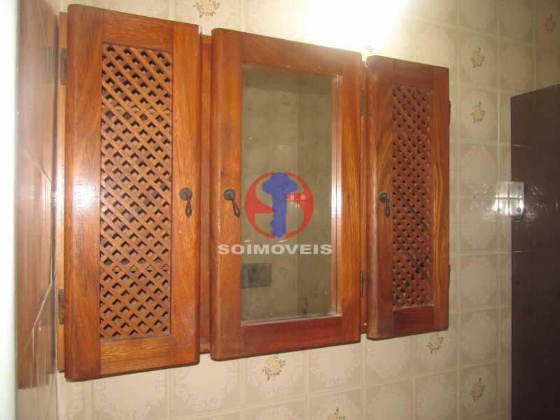 Banheiro Social - Apartamento 2 quartos à venda Praça Seca, Rio de Janeiro - R$ 150.000 - TJAP21620 - 11