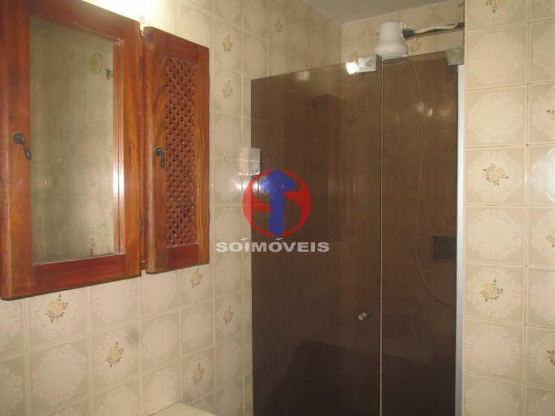 Banheiro Social - Apartamento 2 quartos à venda Praça Seca, Rio de Janeiro - R$ 150.000 - TJAP21620 - 12