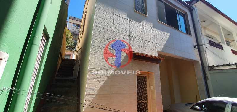 FACHADA - Casa em Condomínio 2 quartos à venda Engenho Novo, Rio de Janeiro - R$ 390.000 - TJCN20010 - 1