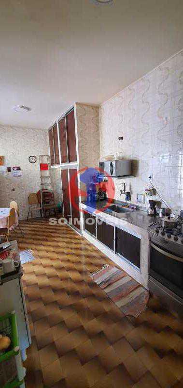 COZINHA - Casa em Condomínio 2 quartos à venda Engenho Novo, Rio de Janeiro - R$ 390.000 - TJCN20010 - 7