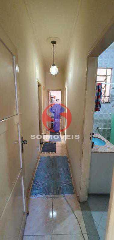 CORREDOR DE ACESSO - Casa em Condomínio 2 quartos à venda Engenho Novo, Rio de Janeiro - R$ 390.000 - TJCN20010 - 6