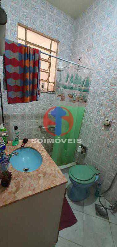 BANHEIRO - Casa em Condomínio 2 quartos à venda Engenho Novo, Rio de Janeiro - R$ 390.000 - TJCN20010 - 15