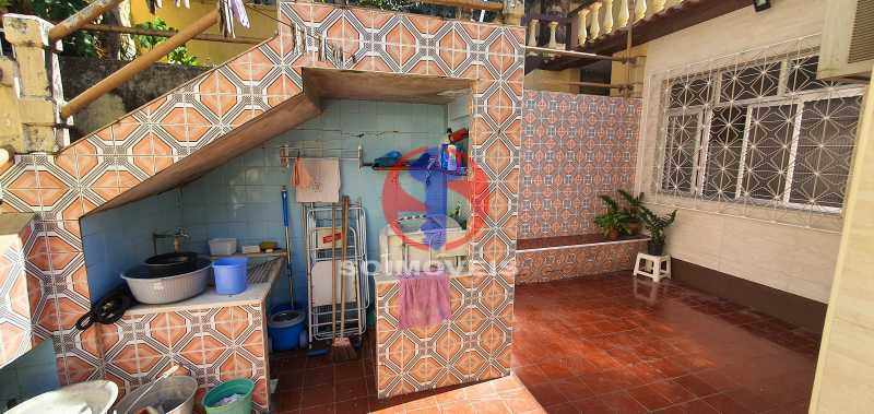 ÁREA DE SERVIÇO - Casa em Condomínio 2 quartos à venda Engenho Novo, Rio de Janeiro - R$ 390.000 - TJCN20010 - 17