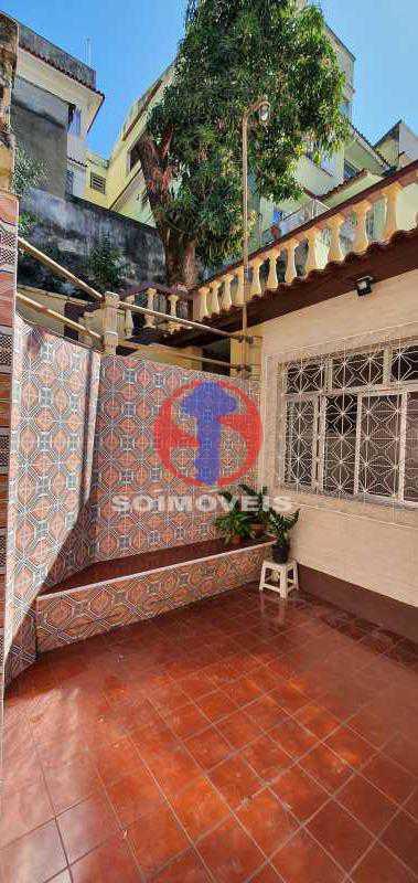 ÁREA EXTERNA - Casa em Condomínio 2 quartos à venda Engenho Novo, Rio de Janeiro - R$ 390.000 - TJCN20010 - 18